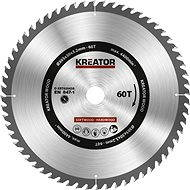 Kreator KRT020430, 305mm - Saw Blade for wood