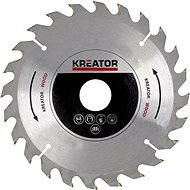 Kreator KRT021600, 165mm - Saw Blade for wood