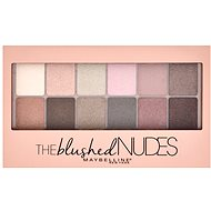 MAYBELLINE NEW YORK The Blushed Nudes 9.6g - Palette