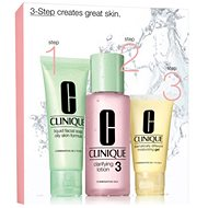 CLINIQUE 3 Step Skin Care System 3 - Mixed to oily skin - Face Care Set