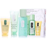 CLINIQUE 3 Step Skin Care Type 1 - Very dry to dry combination skin - Face Care Set