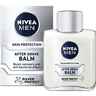 NIVEA Men After Shave Balm Silver Protect 100ml - After Shave Balm