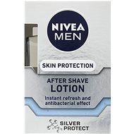 NIVEA Men After Shave Lotion Silver Protect 100 ml - Aftershave