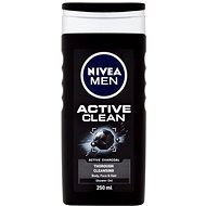 NIVEA Men Active Clean 250ml - Shower Gel