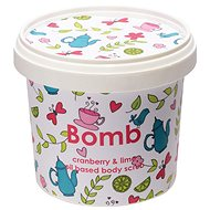 BOMB COSMETICS scrub cranberry and lime 375g - Body Scrub