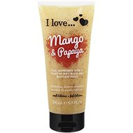 I LOVE… Exfoliating Shower Smoothie Mango & Papaya 200ml - Shower scrub