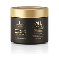 SCHWARZKOPF Professional BC Oil Miracle Gold Shimmer Treatment 150ml - Hair Mask
