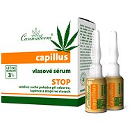 CANNADERM Capillus Hair Serum Seborea 8 × 5ml - Hair Serum