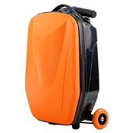 Suitcase Scooter ORANGE - Folding Scooter