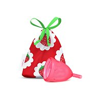 LADYCUP Sweet Strawberry L(arge) - Menstrual Cup