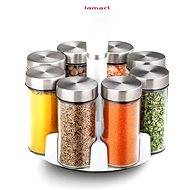 Lamart Set of Erba LT7017 8pcs - Spice Shaker