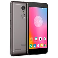 Lenovo K6 Power Dark Grey - Mobile Phone