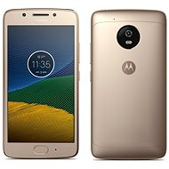 Motorola Moto G5 Gold - Mobile phone