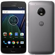 Lenovo Moto G Plus 5th gen Grey - Mobile Phone
