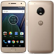 Lenovo Moto G Plus 5th generation Gold - Mobile Phone