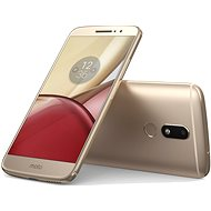 Lenovo Moto M Gold - Mobile Phone