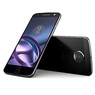 Lenovo Moto Z Black - Mobile Phone