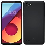 LG Q6 (M700A) Dual SIM 32GB Black - Mobile Phone