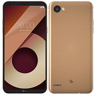 LG Q6 (M700N) Single SIM 32GB Gold - Mobile Phone