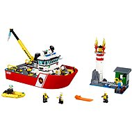 LEGO City 60109 Fire Boat - Building Kit