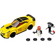 LEGO Speed Champions 75870 Chevrolet Corvette Z06 - Building Kit