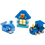 LEGO Classic 10706 Blue Creativity Box - Building Kit