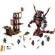 LEGO Ninjago 70626 Dawn of Iron Doom - Building Kit
