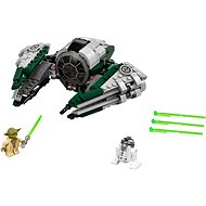 LEGO Star Wars 75168 Yoda's Jedi Starfighter - Building Kit