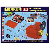 Mercury electric motors and gears - Building Kit