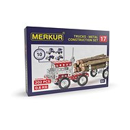 Merkur truck - Building Kit