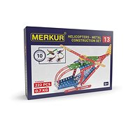 Merkur helicopter or aeroplane - Building Kit