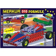 Merkur race car - Building Kit