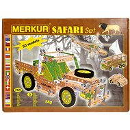 Mercury safari set - Building Kit