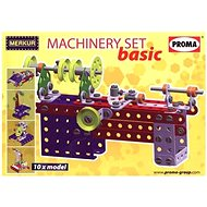 Merkur Machinery Set Basic - Building Kit