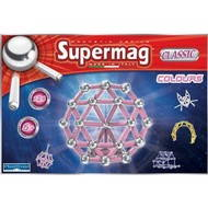 SUPERMAG Classic - Magnetic Building Set