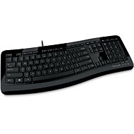 Microsoft Comfort Curve 3000 black ENG layout - Keyboard