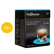 Caffesso Decaffeinato CA200-DEC - Coffee Capsules