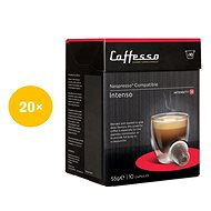 Caffesso Intenso CA200-INT - Coffee Capsules