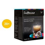 Caffesso Grande Gusto Selection box CA200-GRA - Coffee Capsules