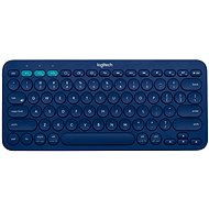 Logitech Bluetooth Multi-Device Keyboard K380 Blue - Keyboard
