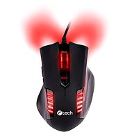 C-TECH Empusa (red backlighting) - Mouse