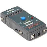Gembird NCT-2 Ethernet Cable Tester for UTP, STP, USB - Tool
