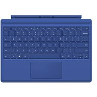 Microsoft Surface Pro 4 Type Cover Blue - Keyboard