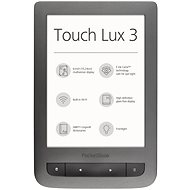 PocketBook 626 (2) Touch Lux 3 Grey - E-book Reader