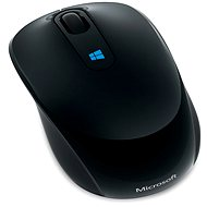 Microsoft Sculpt Mobile Mouse Black - Mouse