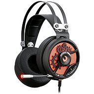 A4tech Bloody M660 red-black - Headphones with Mic