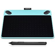 Wacom Intuos Blue Comic Pen & Touch S - Graphics tablet
