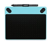 Wacom Intuos Draw Graphics Pen Tablet - S, Blue - Graphics tablet