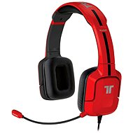 TRITTON Kunai Stereo Headset for Playstation 4, PS 3, and PS Vita Red - Headset