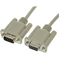 ROLINE Cable extension for mouse - serial COM port (RS232) 1.8m - Data cable